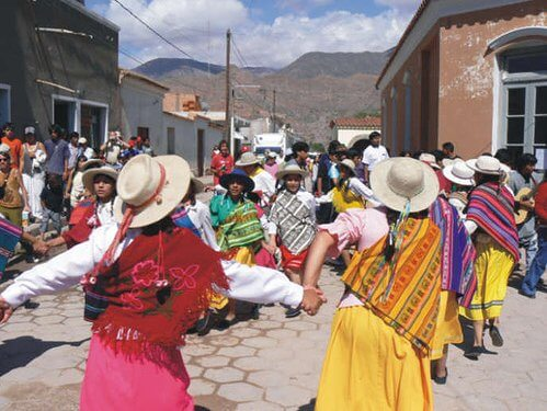 Carnaval in Jujuy is a hidden gem