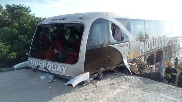 School Bus Crash Kills 3 and Injures 10 others in Northern Argentina