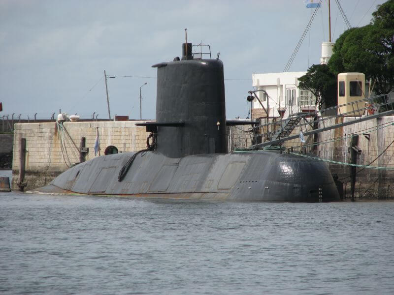 Argentina government offering $5 million reward for missing submarine