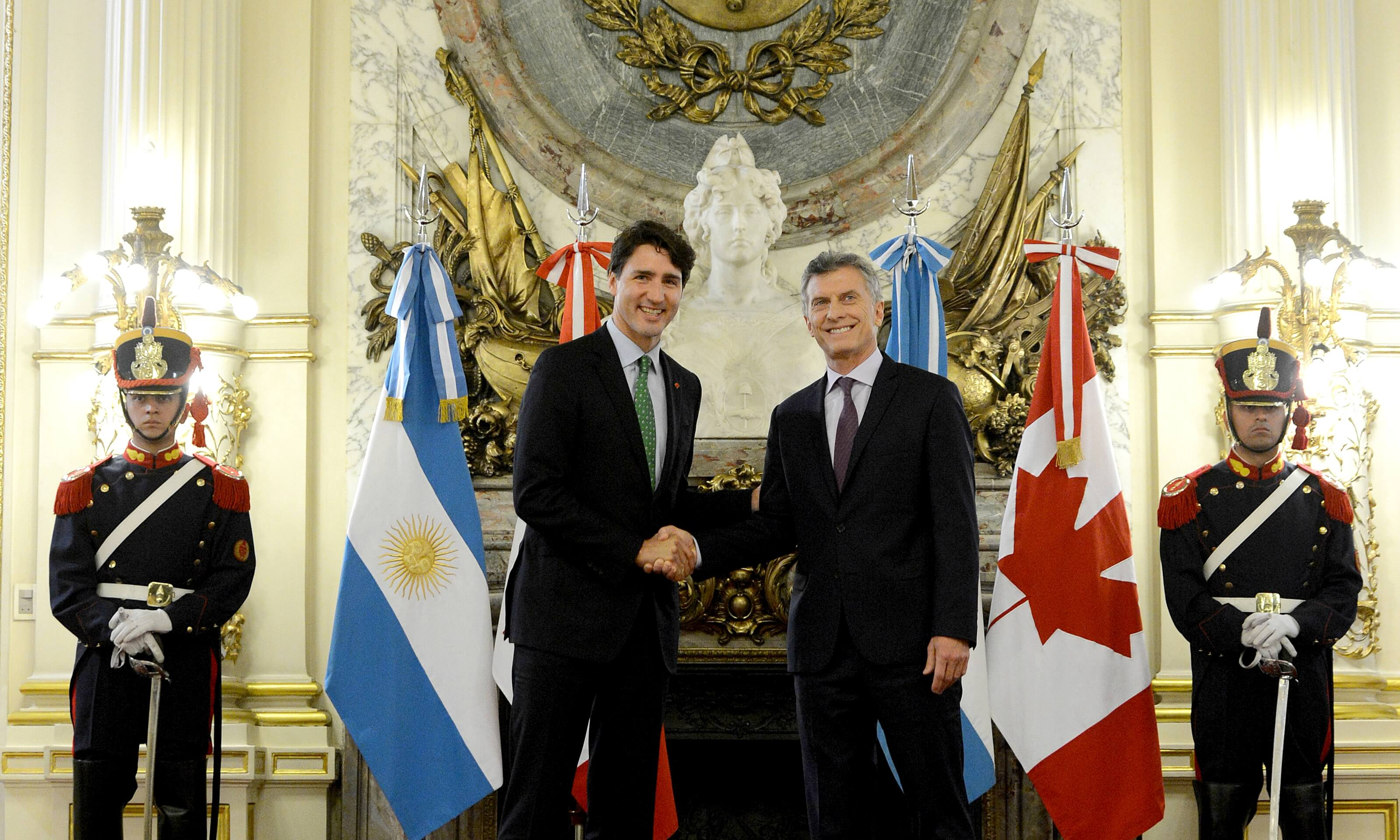 Mauricio Macri travels to Canada Friday night to attend a G7 summit plagued with controversy