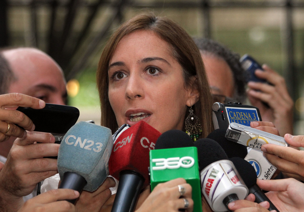 Maria Vidal fires colleague Fernanda Inza over money-laundering accusation