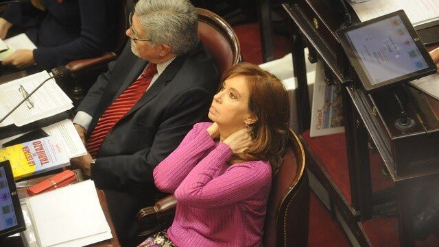 Judge Bonadio has asked to strip Cristina Kirchner of her immunity