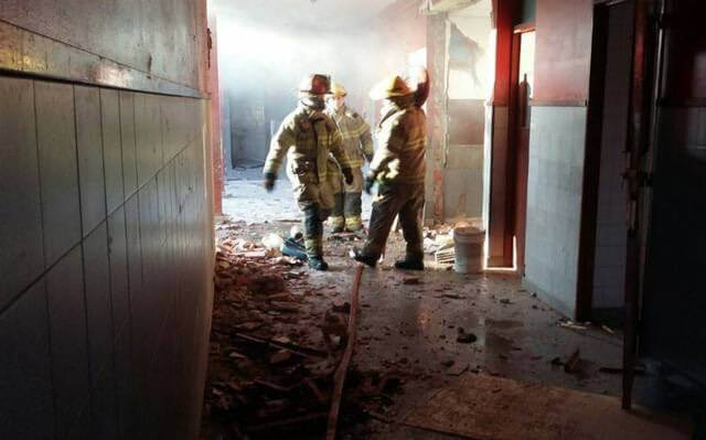 School explosion in Moreno leaves two dead