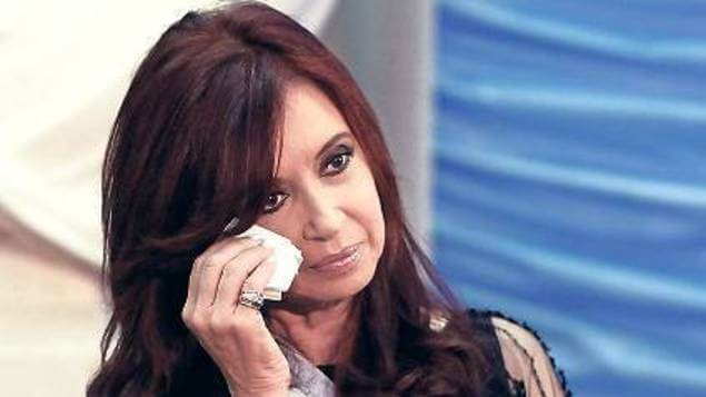 Cristina Kirchner is charged in Notebooks of Corruption case