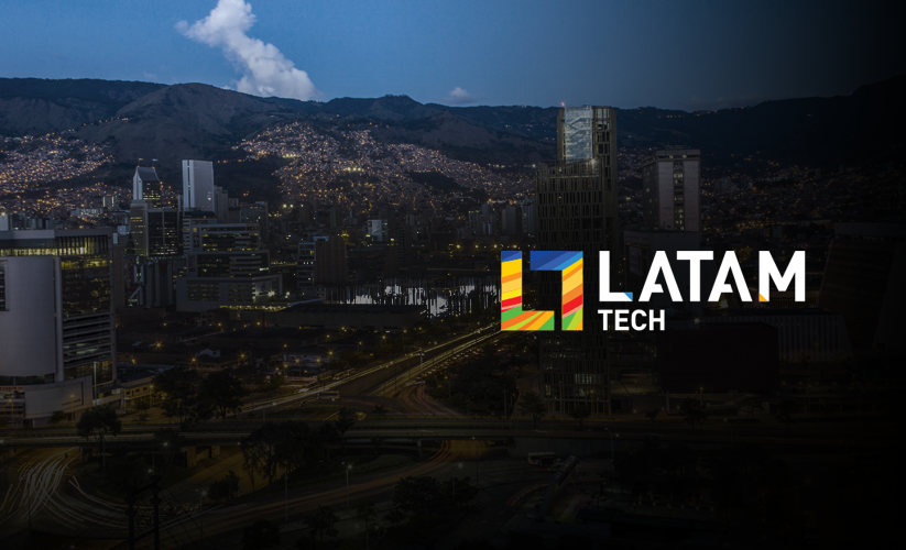 Latin America's entrepreneurial spirit is celebrated in Latam.Tech