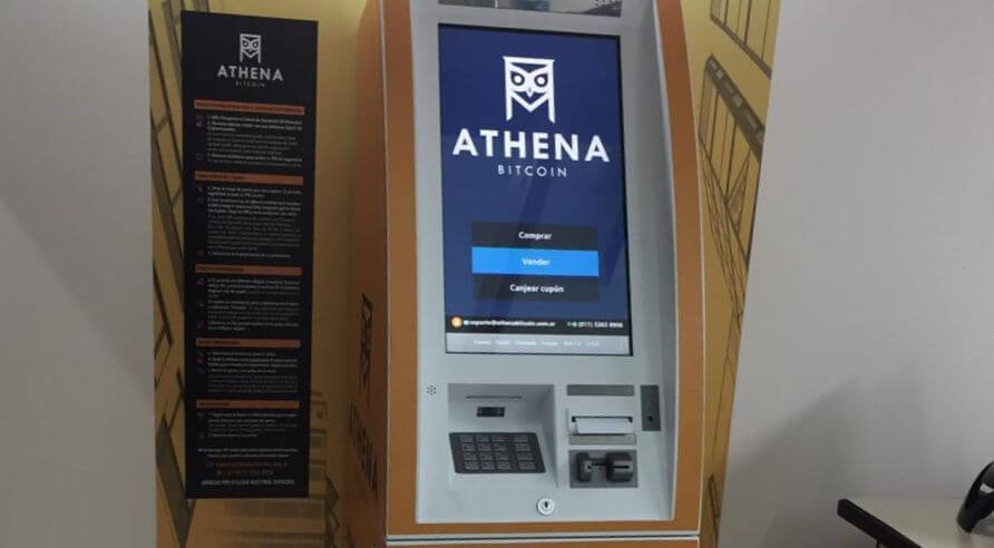 Hundreds of Bitcoin ATMs due to open as companies take advantage of economic crisis