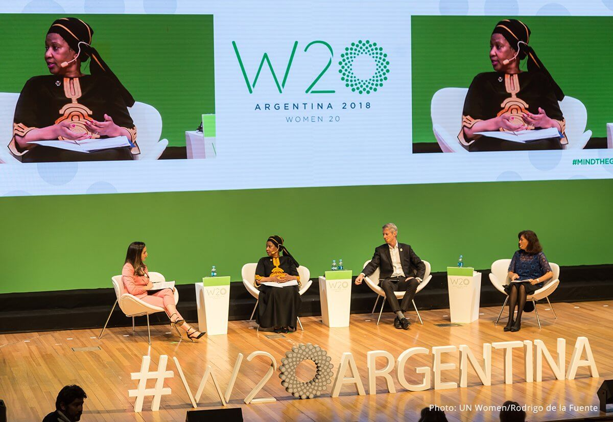 Women entrepreneurs get international backing at W20 in Buenos Aires