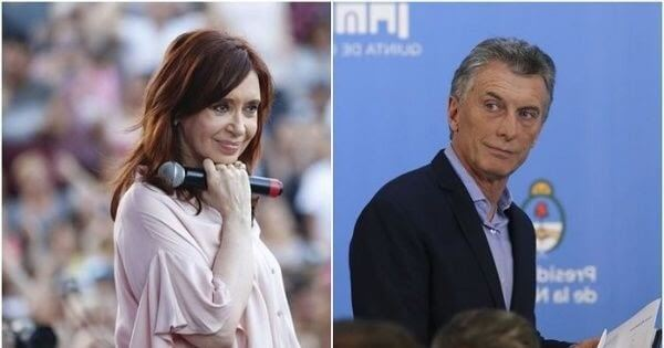 Cristina Kirchner would beat Macri in presidential elections, one survey reveals