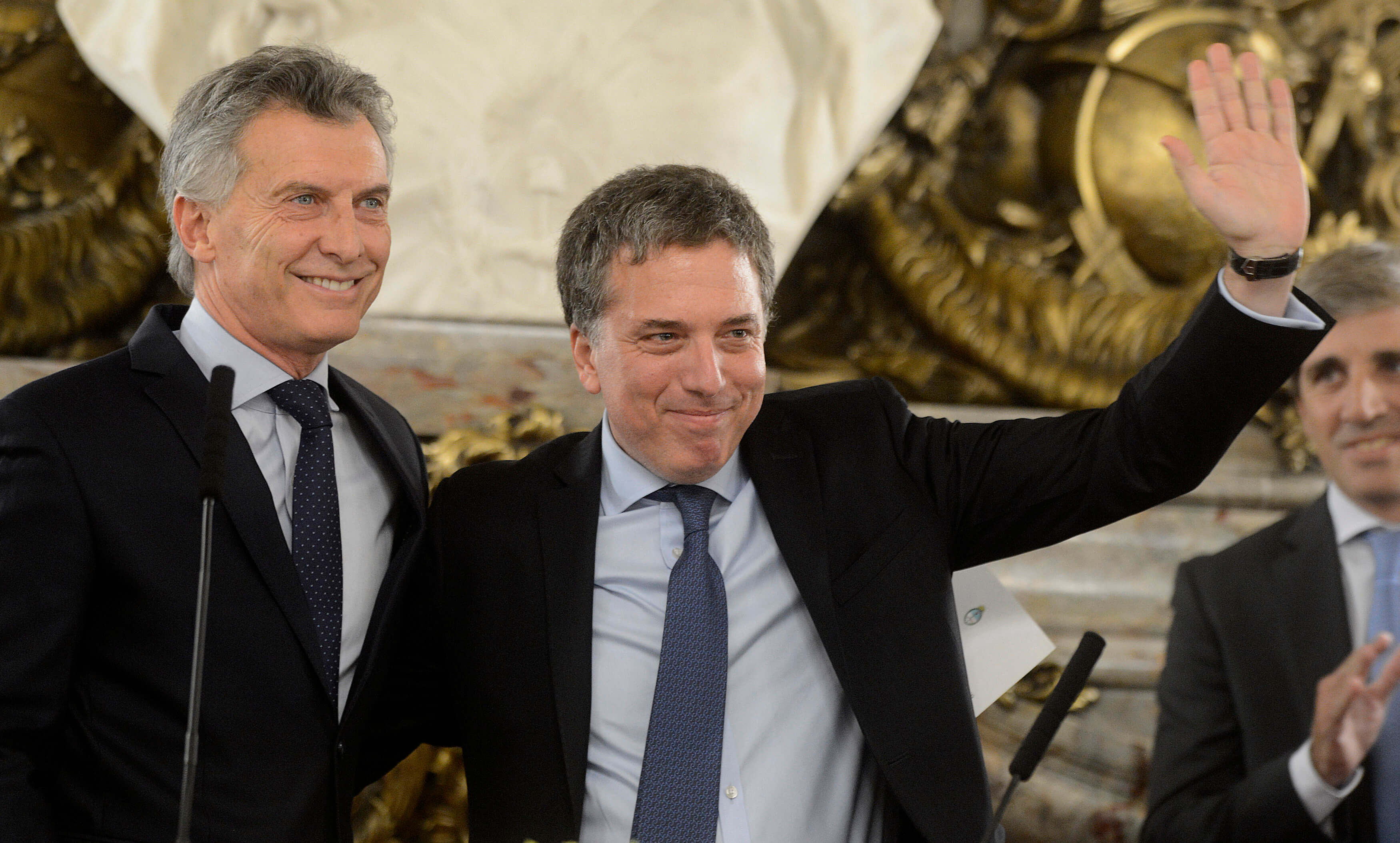 G7 declare full support of Argentina's economic policy