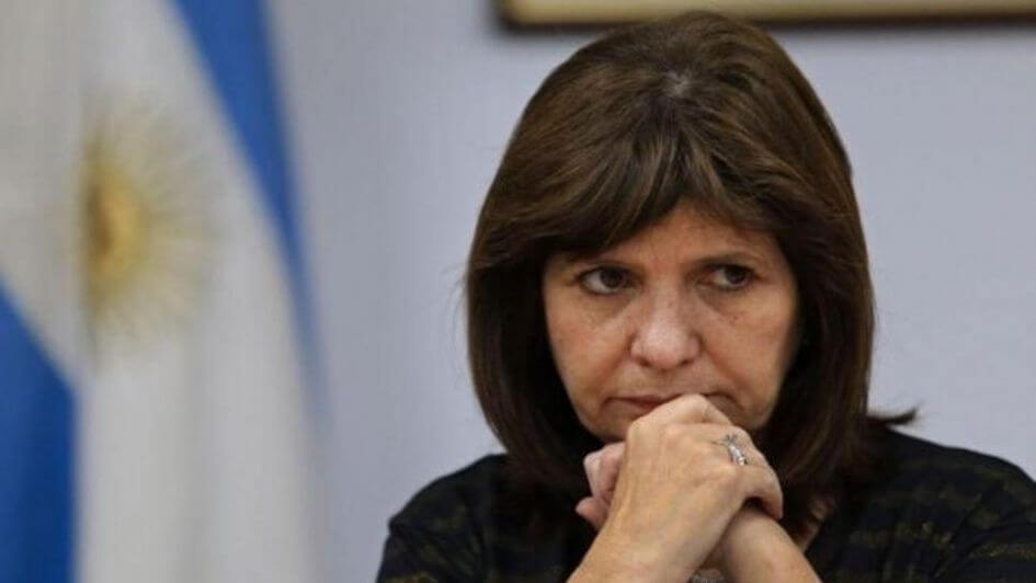 "Patricia Bullrich on preparations for the G20: ""We recommend that you leave Buenos Aires."""