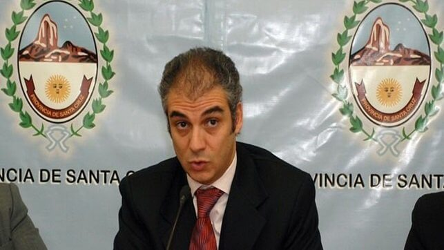 Former Finance Minister for Santa Cruz is arrested in relation to Notebooks of Corruption case