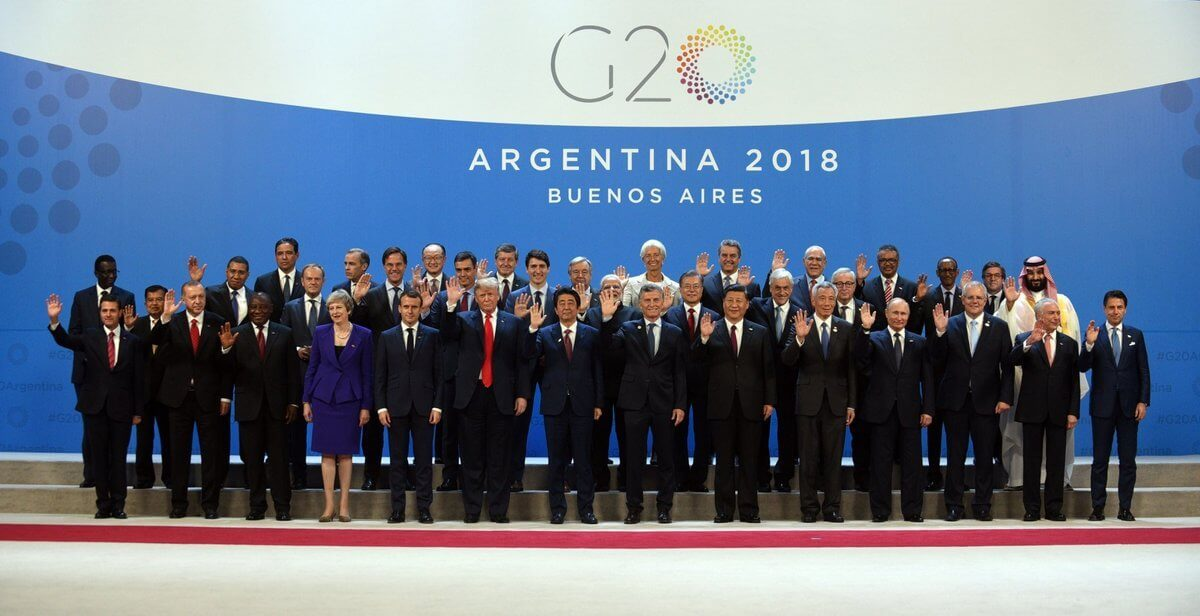 What happened at the G20 Summit 2018 in Buenos Aires