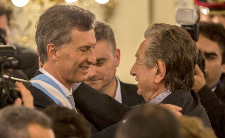 President Macri's father and brother both called in for questioning in corruption case