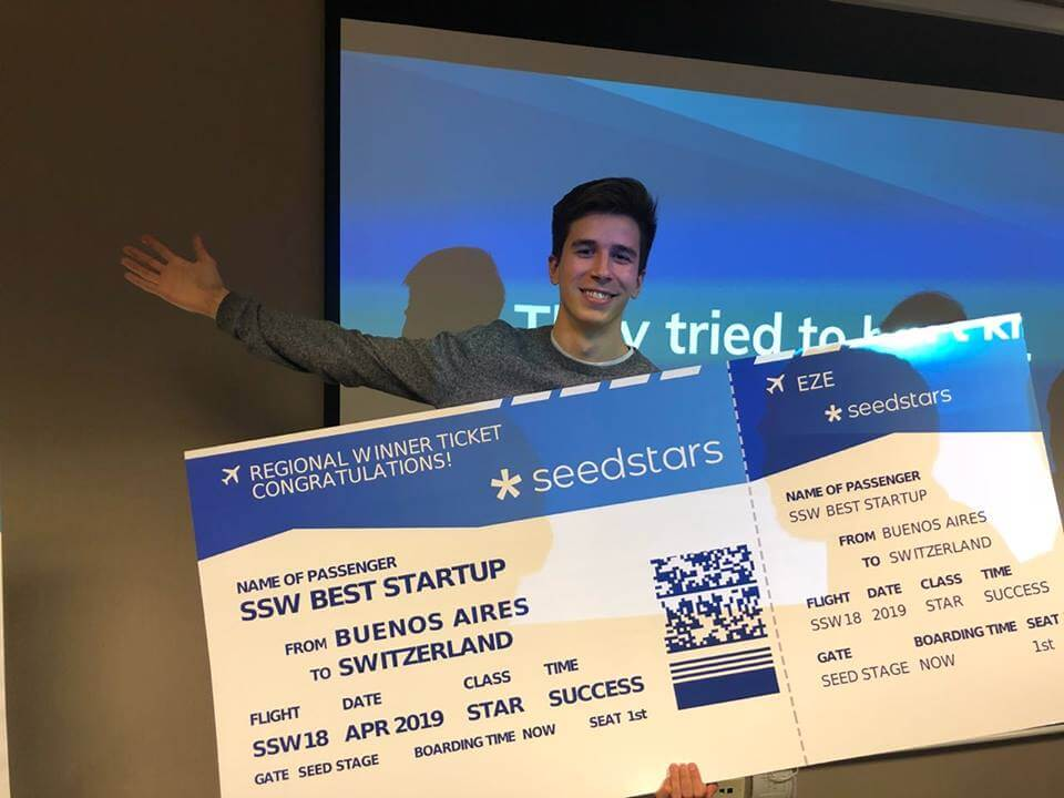 Argentine Edtech startup Blended attends Seedstars LATAM summit in Lima