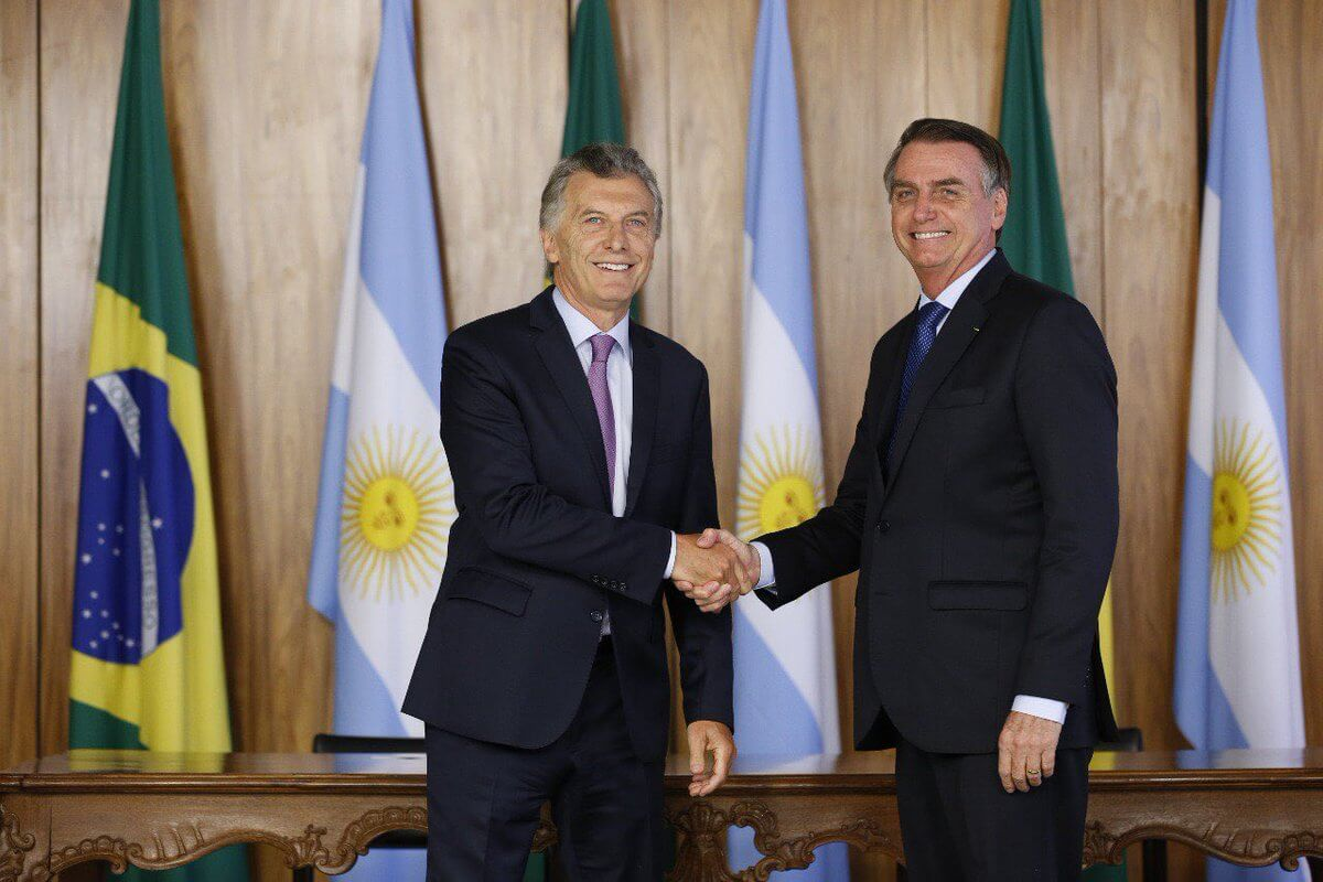 Macri and Bolsonaro: What happened at their first meeting