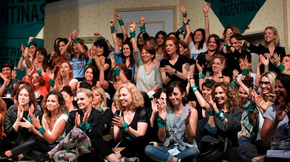 Actrices Argentinas blame the state for continued violence against women